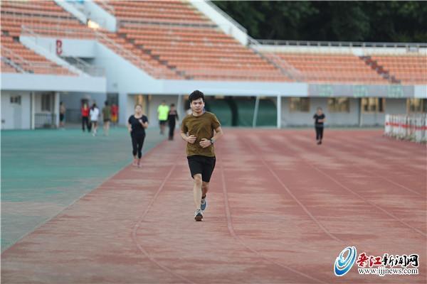 各大体育场所国庆假期正常开放 晋江全民健身运动